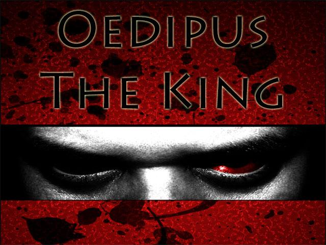 oedipus the king sight but no